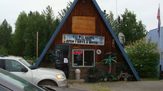 Talkeetna Motel Photo