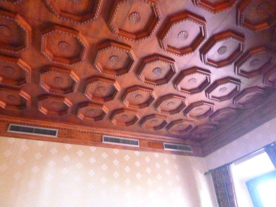 palacio de gobierno los techos de madera increbles