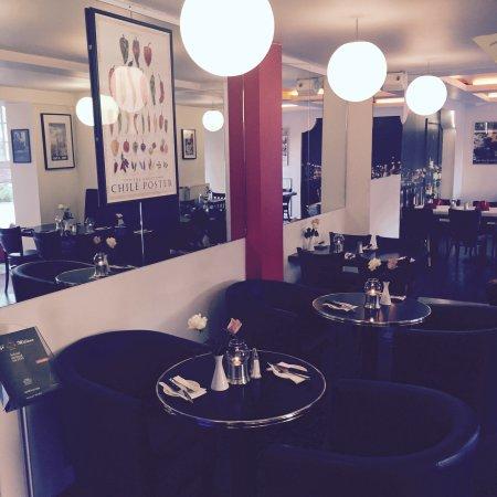 Haslev, Danimarka: Café Milano