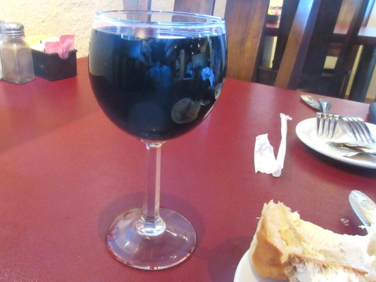 Sweetwater Steakhouse: Coppola Cabernet Sauvignon Wine, Sweetwater Steahouse, Oakhurst, CA