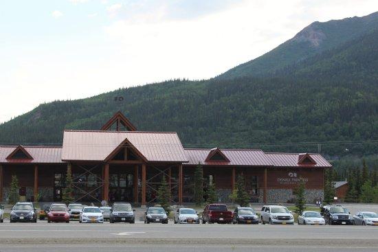 Denali Princess Wilderness Lodge: Princess Denali Wilderness lodge
