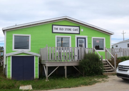 Norris Point, Canadá: outside view of cafe