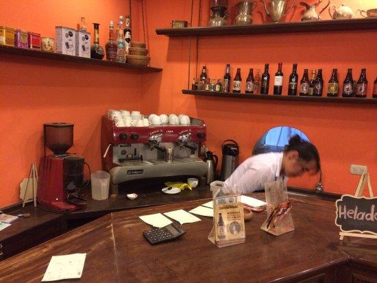 Terra Mia Cafe: Excelente café