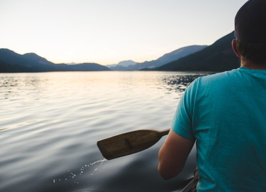 Sechelt, Καναδάς: Unlimited paddling in SUP, Canoes and Kayaks
