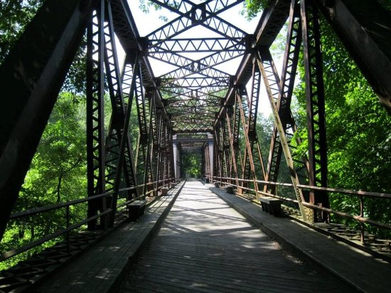 The Wallkill Valley Rail Trail