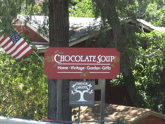 Chocolate Soup