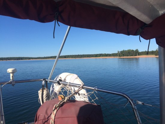 Knife River, MN: Amicus Adventure Sailing