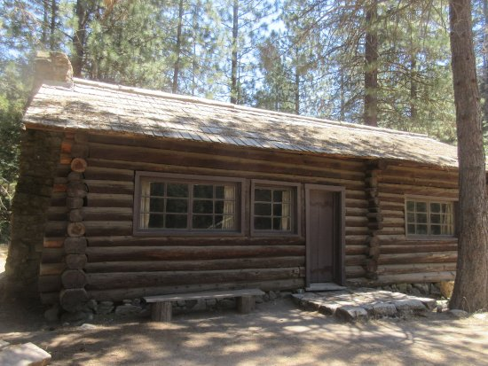 Wawona, Калифорния: Pioneer Yosemite History Center, Yosemite National Park, CA