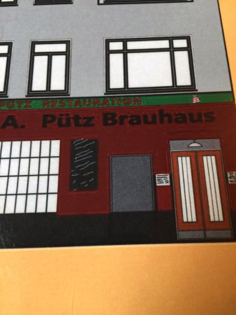 Brauhaus Pütz: Yup, This Is The Place