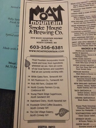 Moat Mountain Smokehouse: photo0.jpg