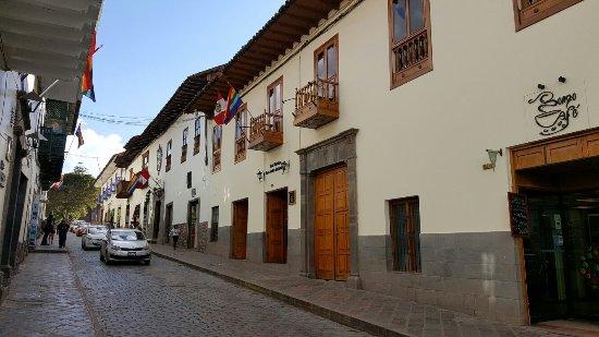 BEST WESTERN Los Andes De America: 20160702_173700_large.jpg