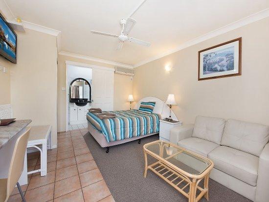 Caloundra, Αυστραλία: Queen Delux Room