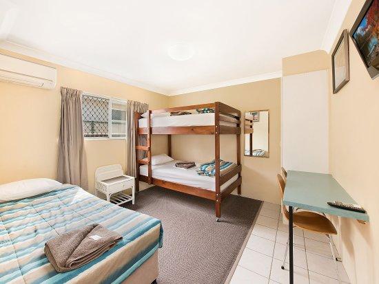 Caloundra, Αυστραλία: Family Room