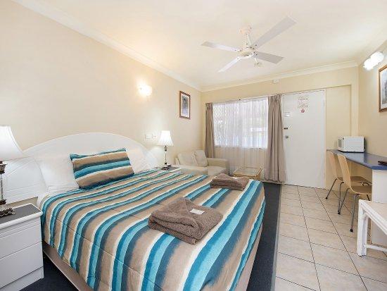 Caloundra, Austrália: Queen Delux Room
