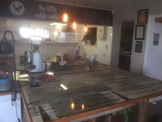 Foxton, Nya Zeeland: Great new Menu and fit out