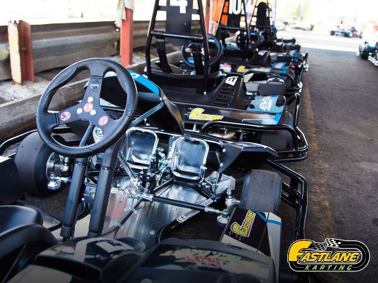 Campbelltown, Australia: Our New Go Karts