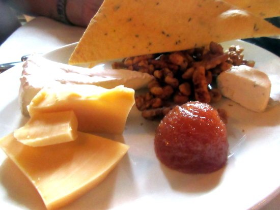 Gourmet Cheese Platter, The Majestic Yosemite Dining Room, Yosemite  National Park, CA