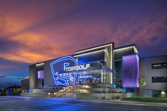 Midvale, Юта: Topgolf Salt Lake City