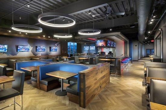 Topgolf Salt Lake City Restaurant And Bar