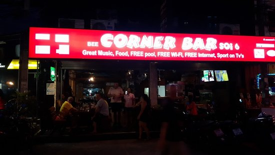 Soi 6 Corner Bar Pattaya