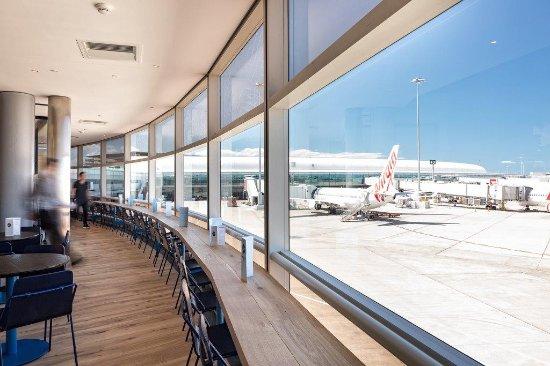 Aviation Pier Cafe & Bar