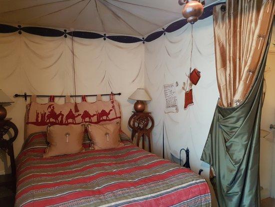 Mickleton, UK: Themed Bedroom