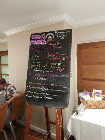 Mickleton, UK: Pudding Club