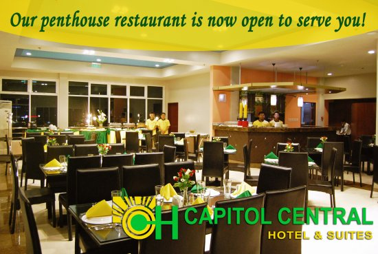 Capitol Central Hotel and Suites: Restaurant