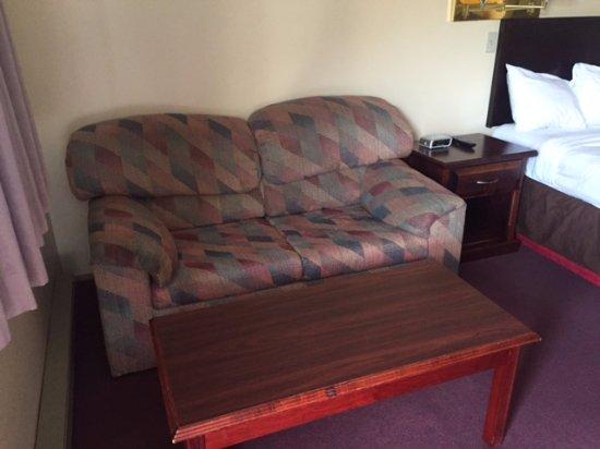 King size Room, #108, Kings Motor Inn, Kamloops, BC
