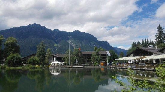Restaurant Riessersee Hotel Sport & SPA Resort: IMG_20160703_143426_large.jpg
