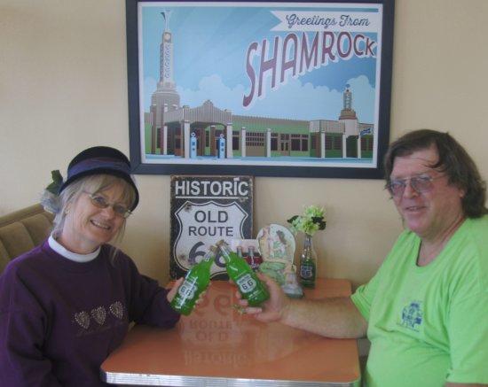 Greetings from Shamrock