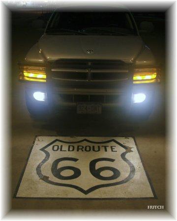Shamrock, TX: Historic Route 66