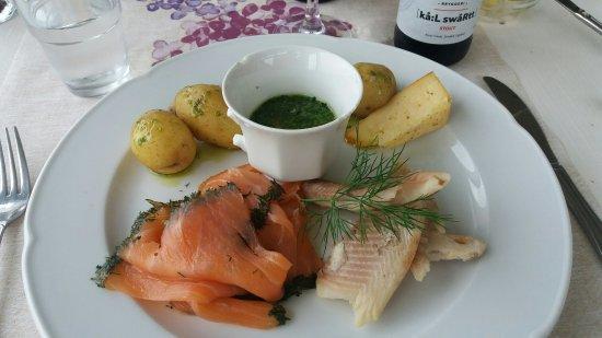 Haparanda, Svezia: God mat och dryck