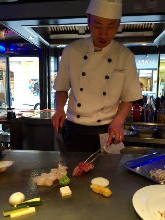 Teppanyaki Sushi: photo0.jpg