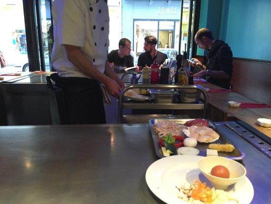 Teppanyaki Sushi: photo3.jpg