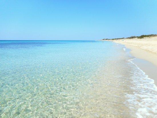 Spiaggia D'Ayala