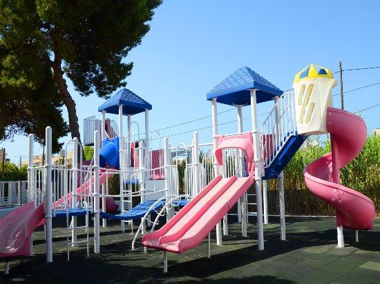 Hotel Mare Nostrum: Parque Infantil