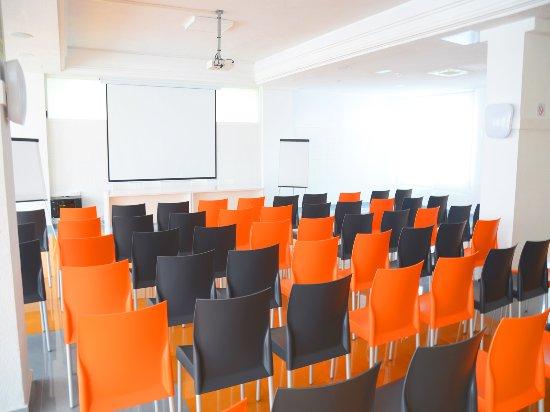 Hotel Mare Nostrum: Sala de conferencias