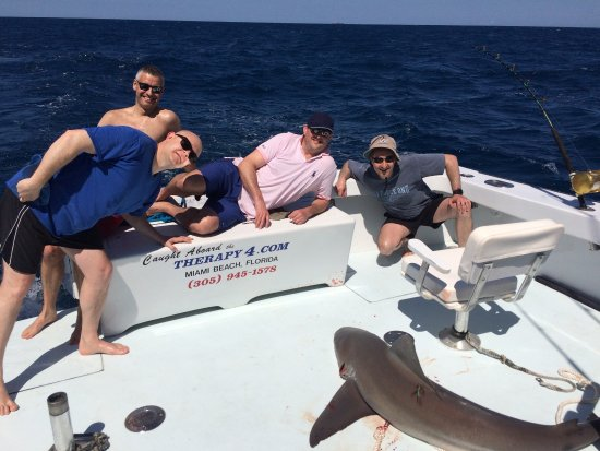 Sportfishing Miami Therapy 4