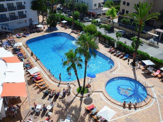 Hotel Mare Nostrum: Piscinas