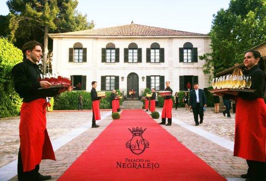 Palacio del Negralejo de Gala