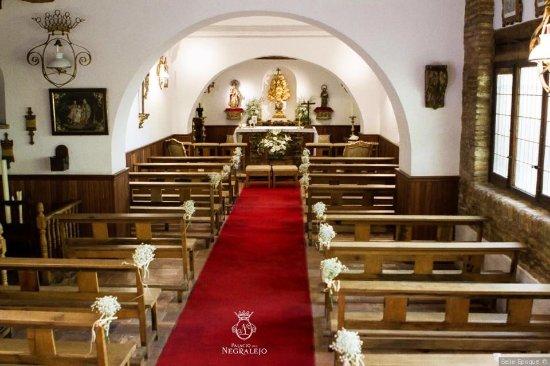 Palacio del Negralejo: La Ermita del Negralejo