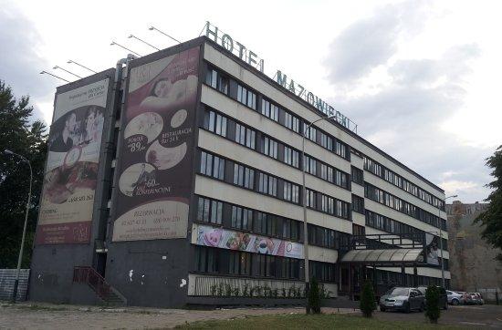 HOTEL MAZOWIECKI (Łódź, Polska) opinie o hotel oraz