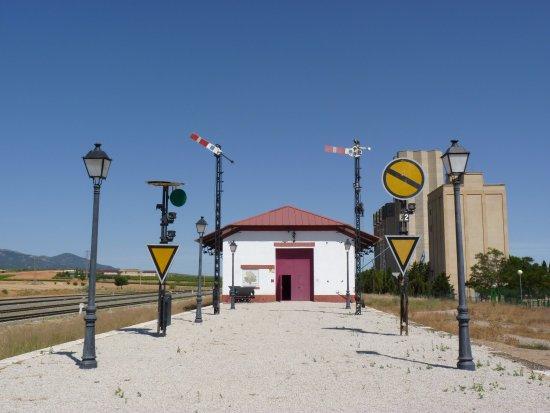 Museo del tren - Centro de interpretación del ferrocarril, Cariñena