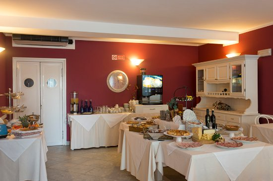 Hotel Turandot: La Sala colazioni