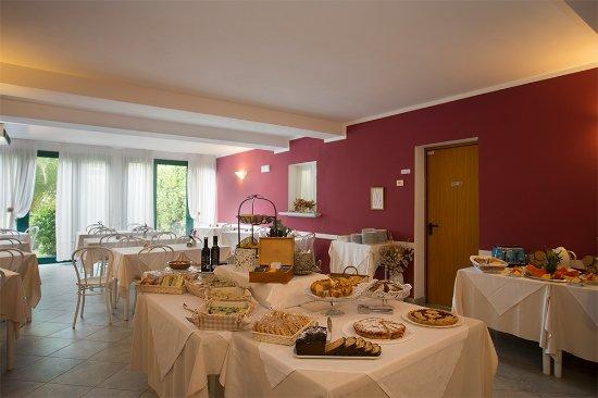 Hotel Turandot: Facciamo colazione ??