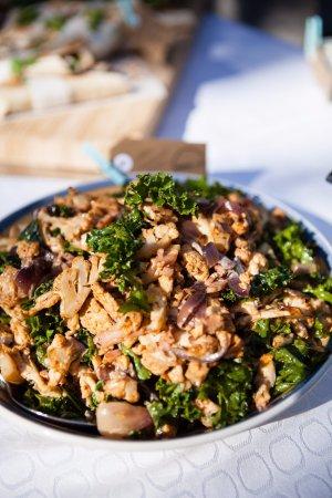 Springwood, Australia: Cajun Cauliflower salad