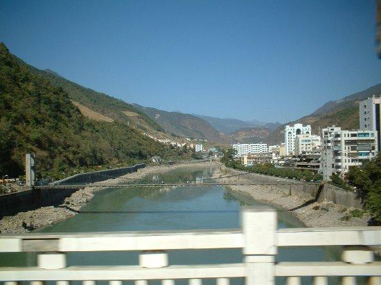 مطاعم Lushui County