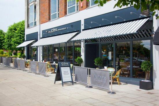 Cote Brasserie - Welwyn Garden City: Exterior
