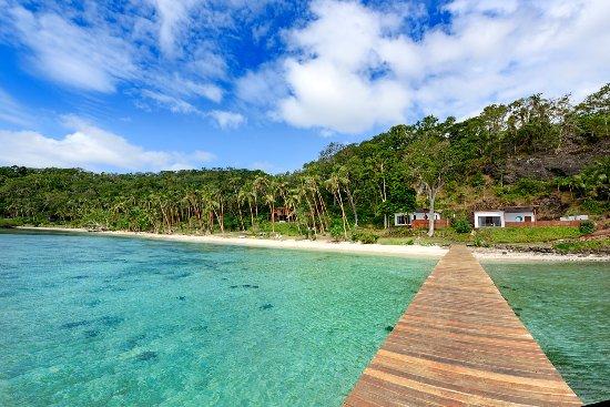 Βανούα Λέβου, Φίτζι: The Remote Resort Jetty